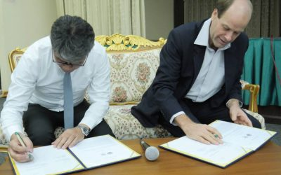 AIU signs MoU with ADRA, Thailand