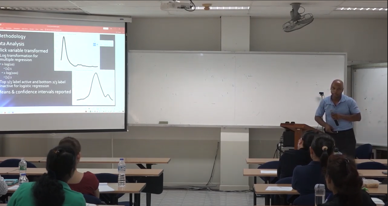 Thailand University Students' E-Learning Behavior during the Global Pandemic