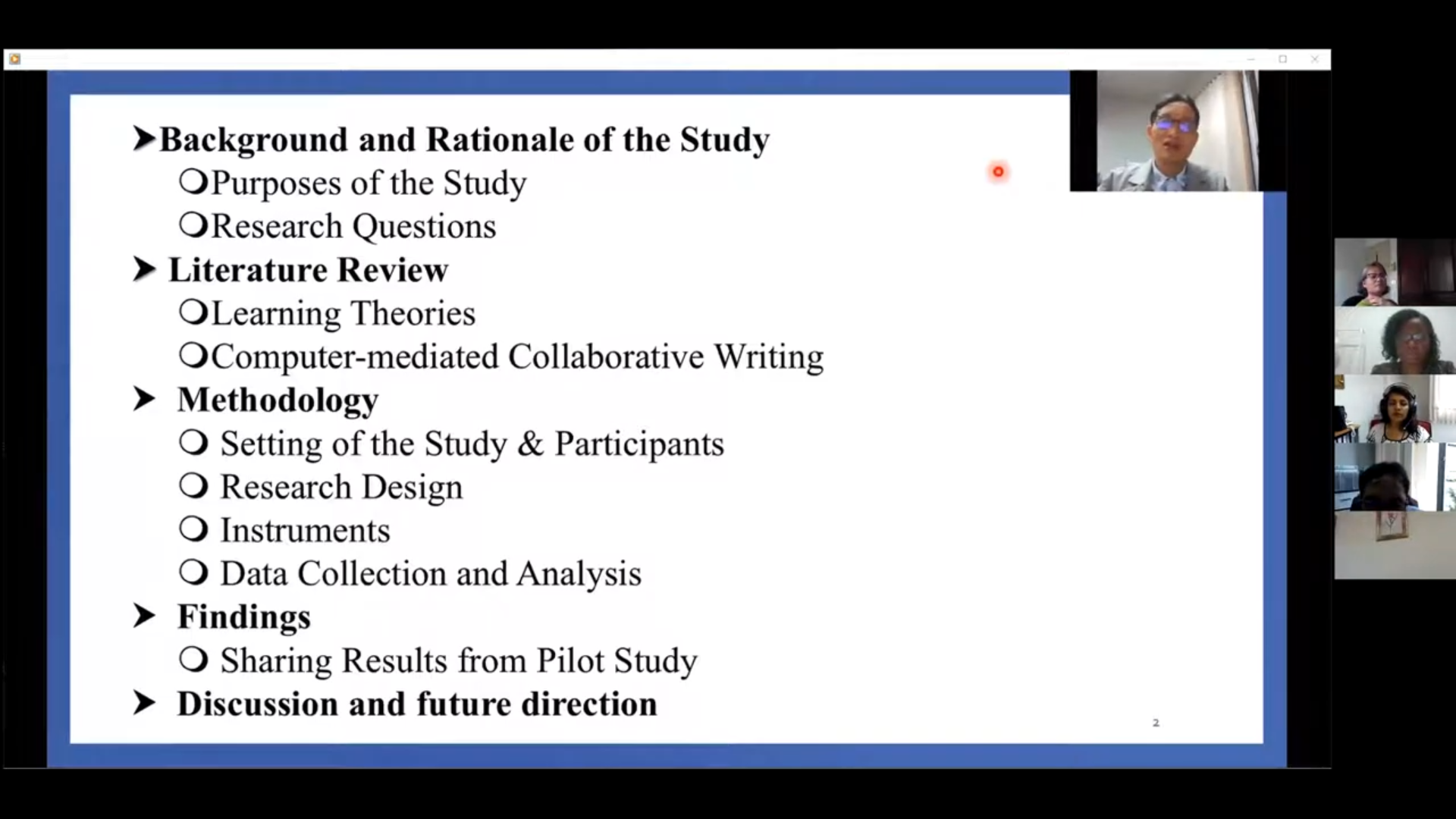 A Case Study of ASEAN EFL Learner's Collaborative Writing and Small Group Interactions with Technological Tools